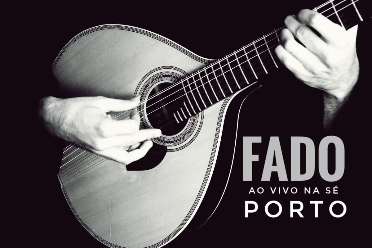FADO AO VIVO NA SÉ DO PORTO