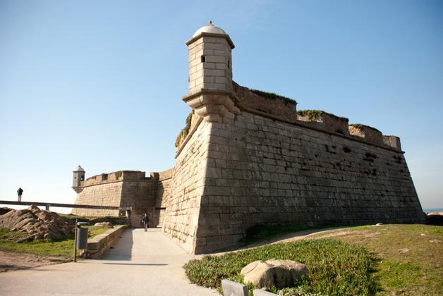 Parque da Cidade do Porto castelo do queijo porto
