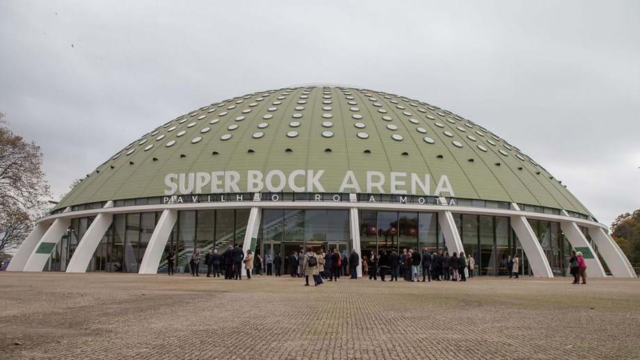 Agenda Super Bock Arena - Pav. Rosa Mota