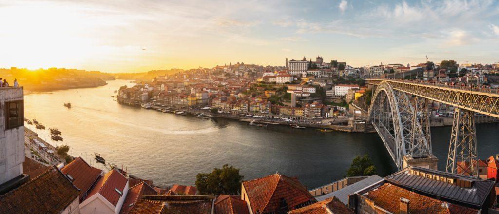 Porto cosmopolita