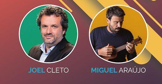 Música com História II com Joel Cleto e Miguel Araújo