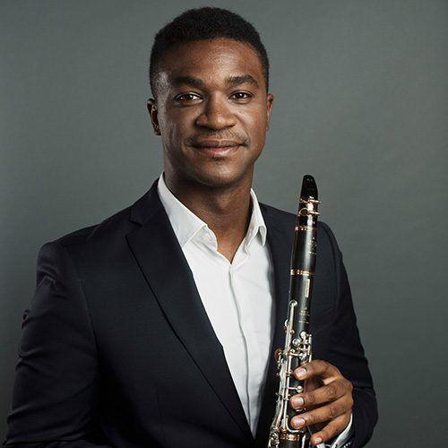 O clarinetista portuense Carlos Ferreira © Daniel Delang