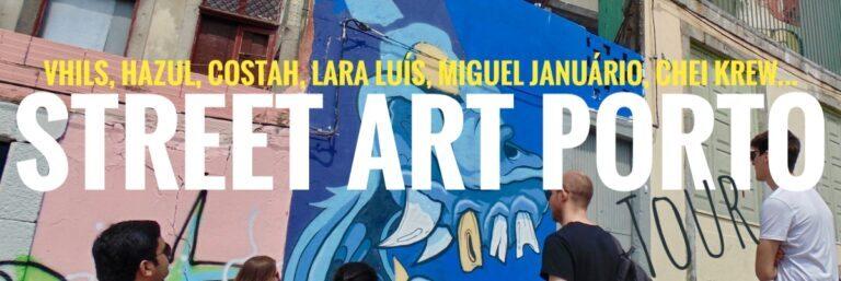 Tour Street Art Porto