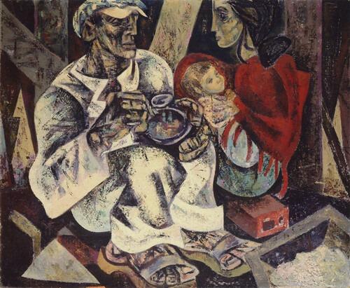 Pinturas de Pomar, Cesariny e Picasso em exposição na Alfândega