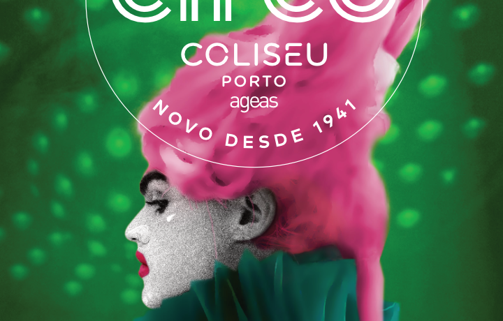 circo de natal no coliseu do porto