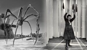Louise Bourgeois - Deslaçar um Tormento