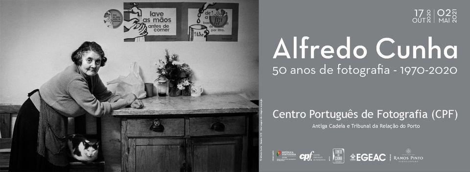 50 Anos de fotografia - 1970-2020 de Alfredo Cunha
