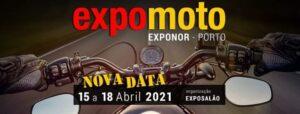 Expomoto 2021 Porto - Exponor