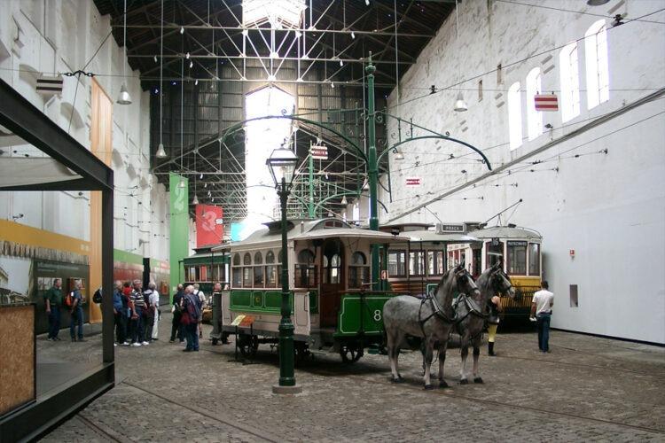 Museu do Carro Elétrico - Porto