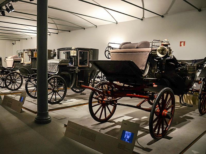 museu dos transportes e comunicações Porto