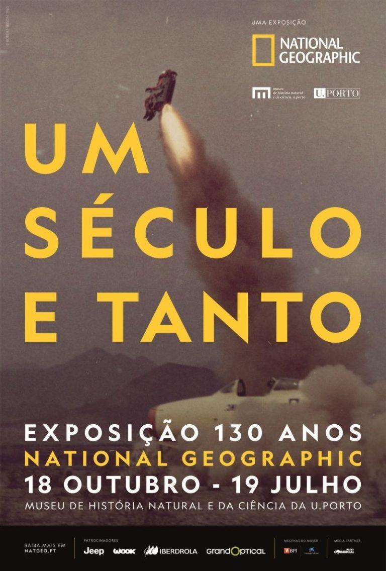National geographic um século e tanto